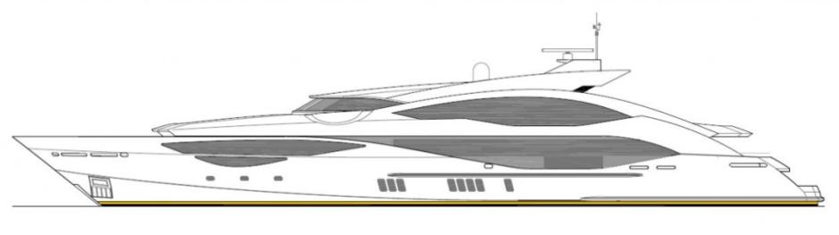 Sunseeker superyacht: Custom 168 Sport Yacht will launch in 2017