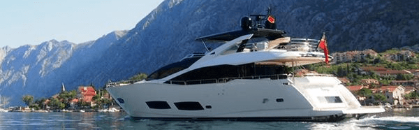 "Sunseeker London list 28 Metre Yacht ""ANYA"" for sale"