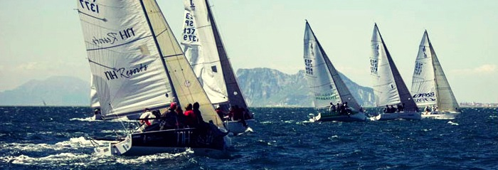 Sunseeker Andalucia support J80 Sailing Championships in Sotogrande