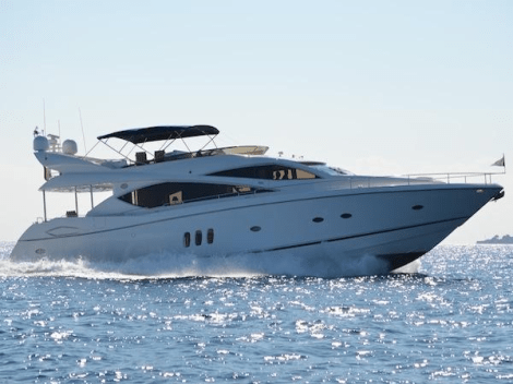 Offering a large specification, this 75 Yacht marks an excellent brokerage opportunity