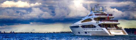 "Sunseeker Poole announce sale of highly bespoke Sunseeker 40 Metre Yacht ""THUMPER"""