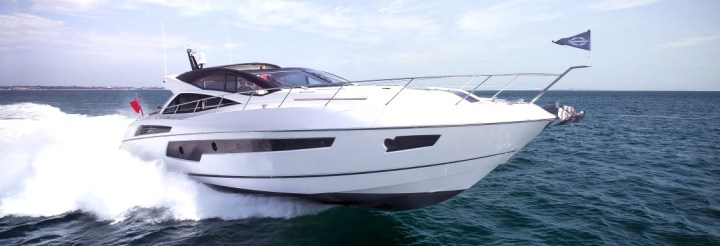 Sunseeker presents 3 yachts at Istanbul Boat Show 2014