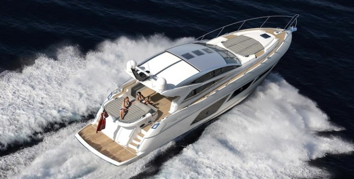 NEW Sunseeker Predator 57 will launch at London Boat Show 2015
