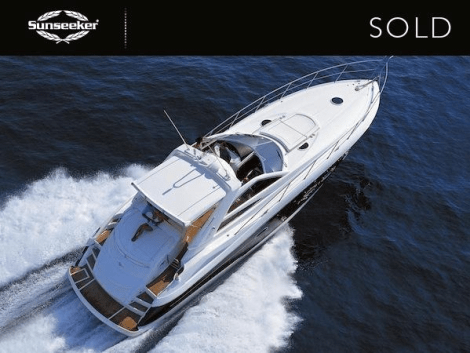 "SOLD: Sunseeker Portofino 53 ""MOUSE OVER II"""