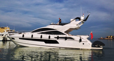 A number of new Sunseeker yachts will be making their way to the Red Sea over the coming months