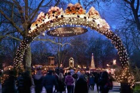 Drink: Winter Wonderland, Hyde Park, London, W2 2ET