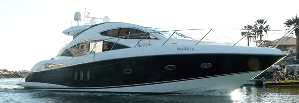 "Sunseeker Predator 52 ""FALCAO IV"" for sale with Sunseeker Poole"