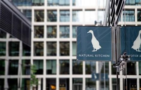 Eat: The Natural Kitchen, 77/78 Marylebone High Street, London W1U 5JX