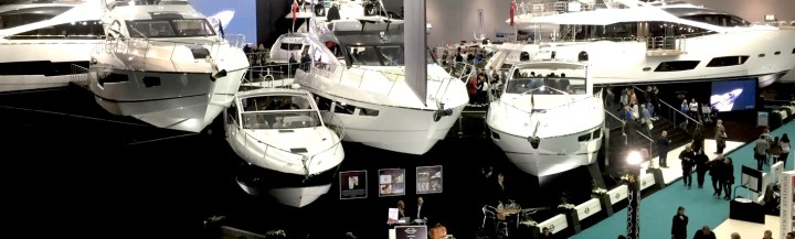 Sunseeker to raise the roof for PAH Breast Cancer Trials at London Boat Show party