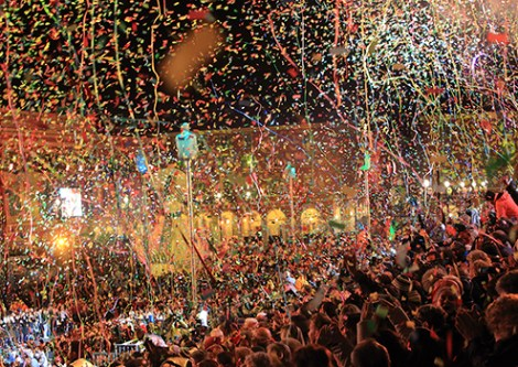 The Nice Carnival is a bright and exciting event for the Côte d'Azur, running from February 13th to March 1st