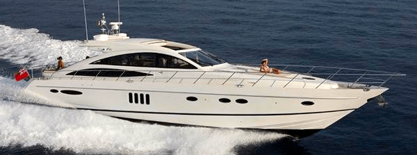 """Princess V70 """"COCO"""" for sale with Sunseeker Cannes"""