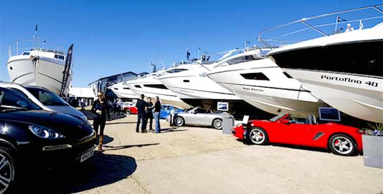 Sunseeker Pre-Season Boat Show dates announced: 20th-22nd March 2015