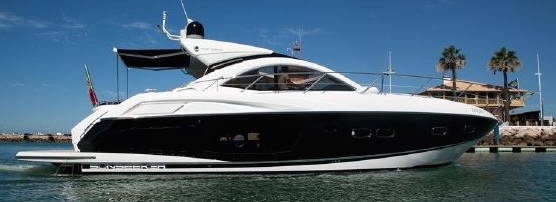 "Sunseeker Portofino 48 ""STEP BY STEP IV"" sold together with Sunseeker Poole"
