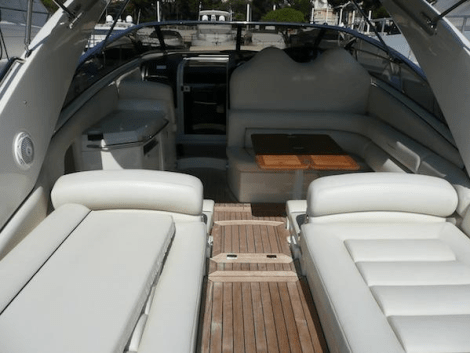 "Sunseeker Superhawk 43 ""IMPULSIVE"" reduced by Sunseeker Poole"