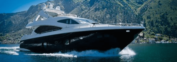 "Sunseeker London appointed Central Agents for Sunseeker 88 Yacht ""OOMKA"""