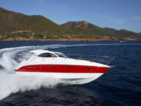 "Sunseeker Poole and Sunseeker Beaulieu have completed on the Beneteau Monte Carlo 37 ""TAHAA"", now renamed ""CAMELLIA"""