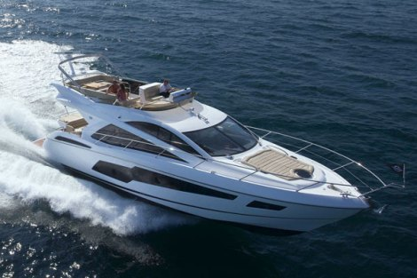 Sunseeker Malta have a brand new Sunseeker Manhattan 55 available for summer delivery