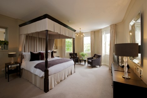 Sleep: The Bingham, 61-63 Petersham Road, Richmond, Surrey TW10 6UT