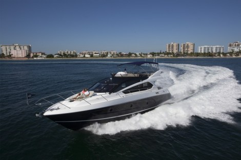 Sunseeker Poole have delivered a new Sunseeker Manhattan 65 to Turkey