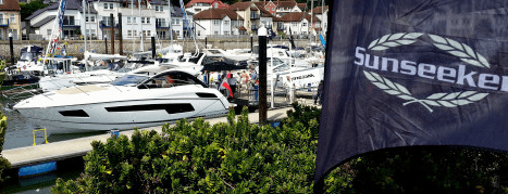Packed programme of upcoming events for Sunseeker Cheshire