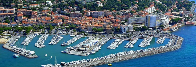 New 18m x 4.8m berth listing in Sainte Maxime with Sunseeker France