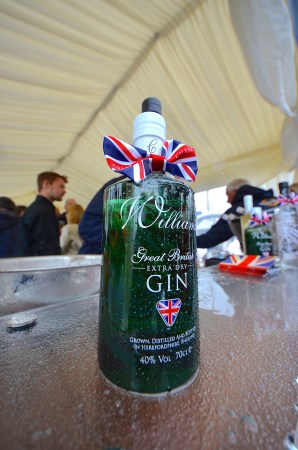 Sunseeker brand partners Chase Distillery showcased a selection of their delicious gins, vodkas and wines