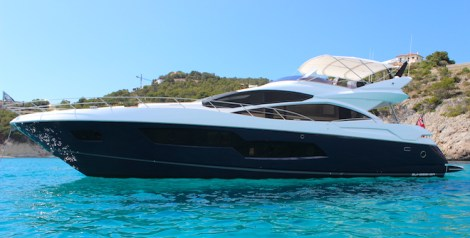 Strong start to the Summer for Sunseeker Mallorca with new and brokerage sales