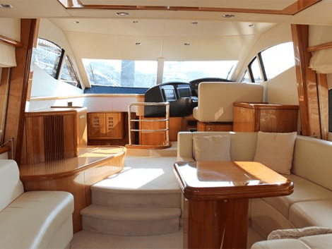 "Sunseeker Manhattan 50 ""MANANNAN"" completes with Sunseeker Channel Islands"