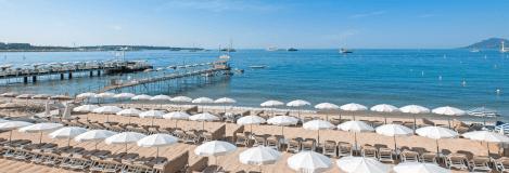 Eat, Drink, Sleep: Refreshing Summer venues by Sunseeker Cannes