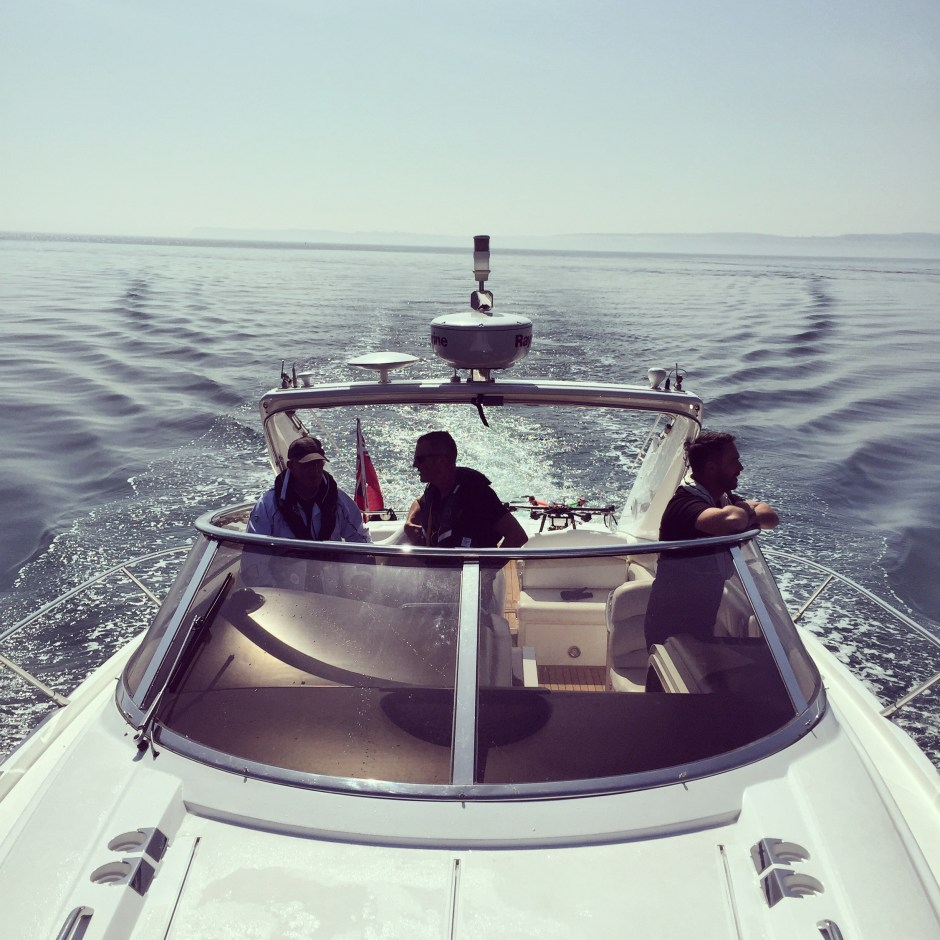 Sunseeker Torquay promotes the Sunseeker Superhawk range through social media #superhawking