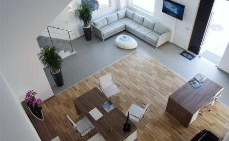 The beautifully interior designed Sunseeker Cyprus office is now open