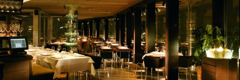 Mikla have sucessfully encapsulated a gastronomic experience combined with the spectactular view of the Bosphorus