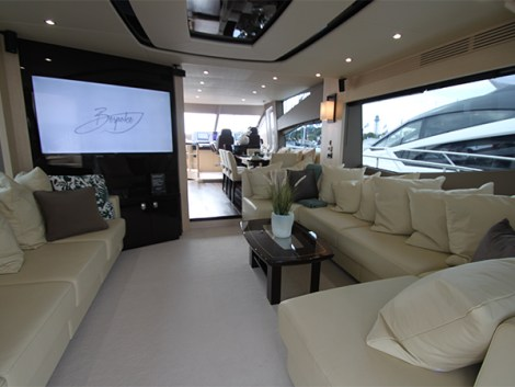'ARIMI' is a wonderful example of luxury and performance and ready for delivery