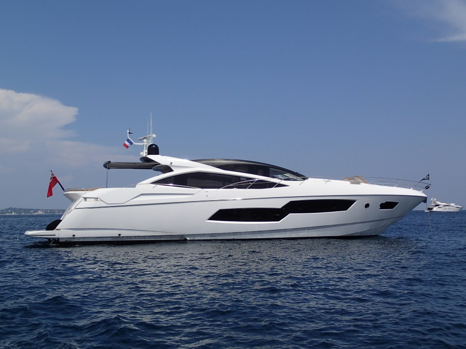 New Listing Sunseeker France: Sunseeker Predator 80 Carte Blanche