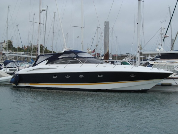 Sunseeker Channel Islands list 2002 Sunseeker Camargue 50 IMPULSE