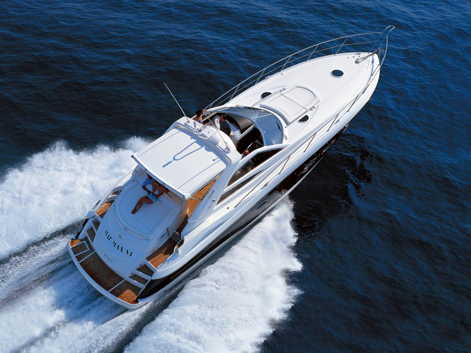 New listing: Sunseeker Beaulieu list completely refurbished Sunseeker Portofino 53 MOUSE OVER II