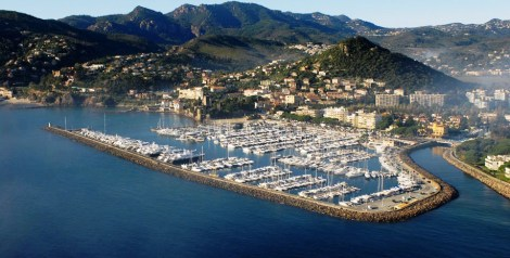 Extended berth leasing in La Napoule from 2024 to 2029