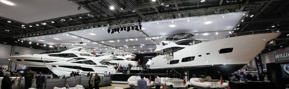 British actor Hugh Bonneville set to launch the NEW Sunseeker 131 Yacht at the London Boat Show 2016