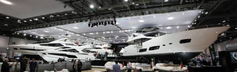 8 new Sunseeker yachts will be available for guests to view during the London Boat Show 8th-17th January 2016