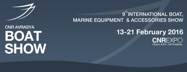 Sunseeker Turkey anticipates a busy CNR Avrasya Boat Show, 13th-21st February 2016