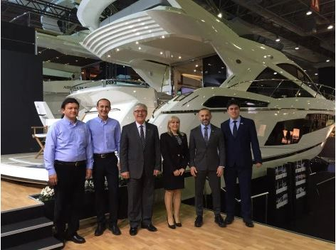 SHOW SUCCESS: Sunseeker Turkey report a fantastic CNR Boat Show