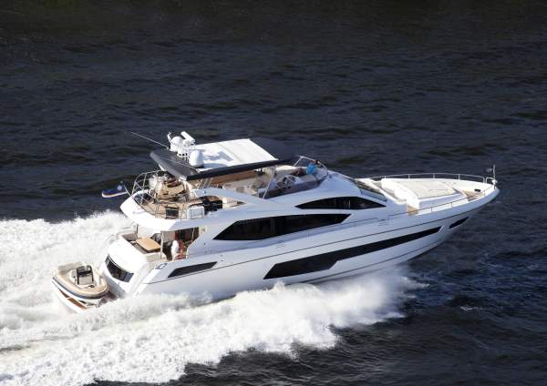 SOLD: Sunseeker Torquay in conjunction with Sunseeker Mallorca deliver 75 Yacht