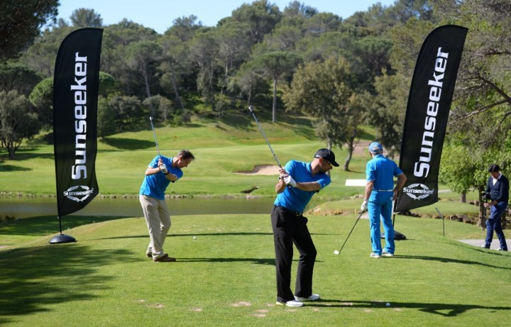 Sunseeker France Group reports a successful Golfoot golf tournament in support of the Tous Derrière Léa charity