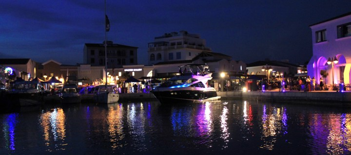 Sunseeker Cyprus reports a very successful Limassol Boat Show at the Limassol Marina in Cyprus