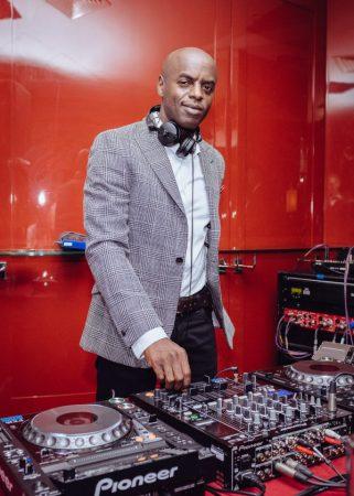 DJ Trevor Nelson