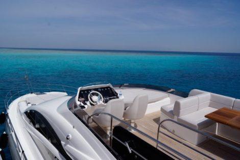 The Sunseeker 68 Sport Yacht 'FAF'