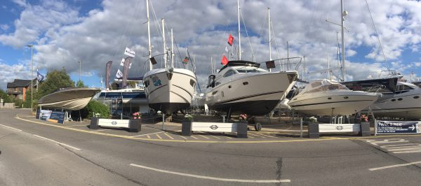 BOAT SHOW: Sunseeker Southampton presents Premier Marina's Used Boat Show
