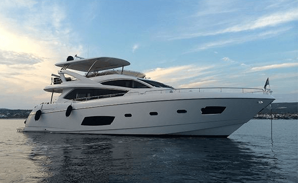 PRICE REDUCTION: Sunseeker Manhattan 73 'ENCORE', now £1,825,000 tax paid!