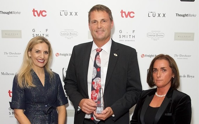 AWARDS: Sunseeker wins Champion of British Luxury Manufacturing at the Walpole Awards