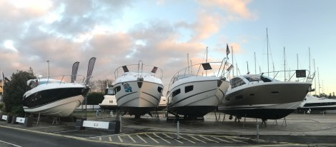 Sunseeker Southampton are very proud of what a successful year that they have had and look forward to 2017